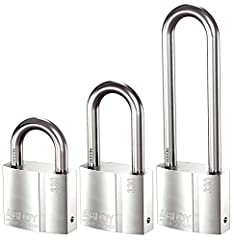 Durable construction even in harsh environment Corrosion resistant Suitable for storage doors, gates, power stations switches, trailers, motorcycles, etc. Abloy Protec2 Key System Grade 3