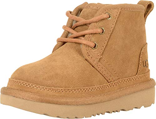 UGG Kids' Neumel II Boot, Chestnut, 5