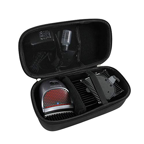 Hermitshell Hard EVA Travel Case Fits Remington HC4250 Shortcut Pro Self-Haircut Kit Hair Clippers Hair Trimmers Clippers