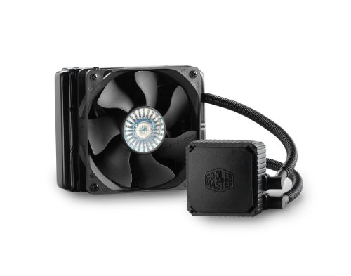 Cooler Master RL-S12V-24PK-R1 Chlodzenie Wodne Seidon 120V CPU-Kühler (140 mm) für Sockel 2011/1366/1150/1155/1156/775/FM2/FM1/AM3+/AM3/AM2