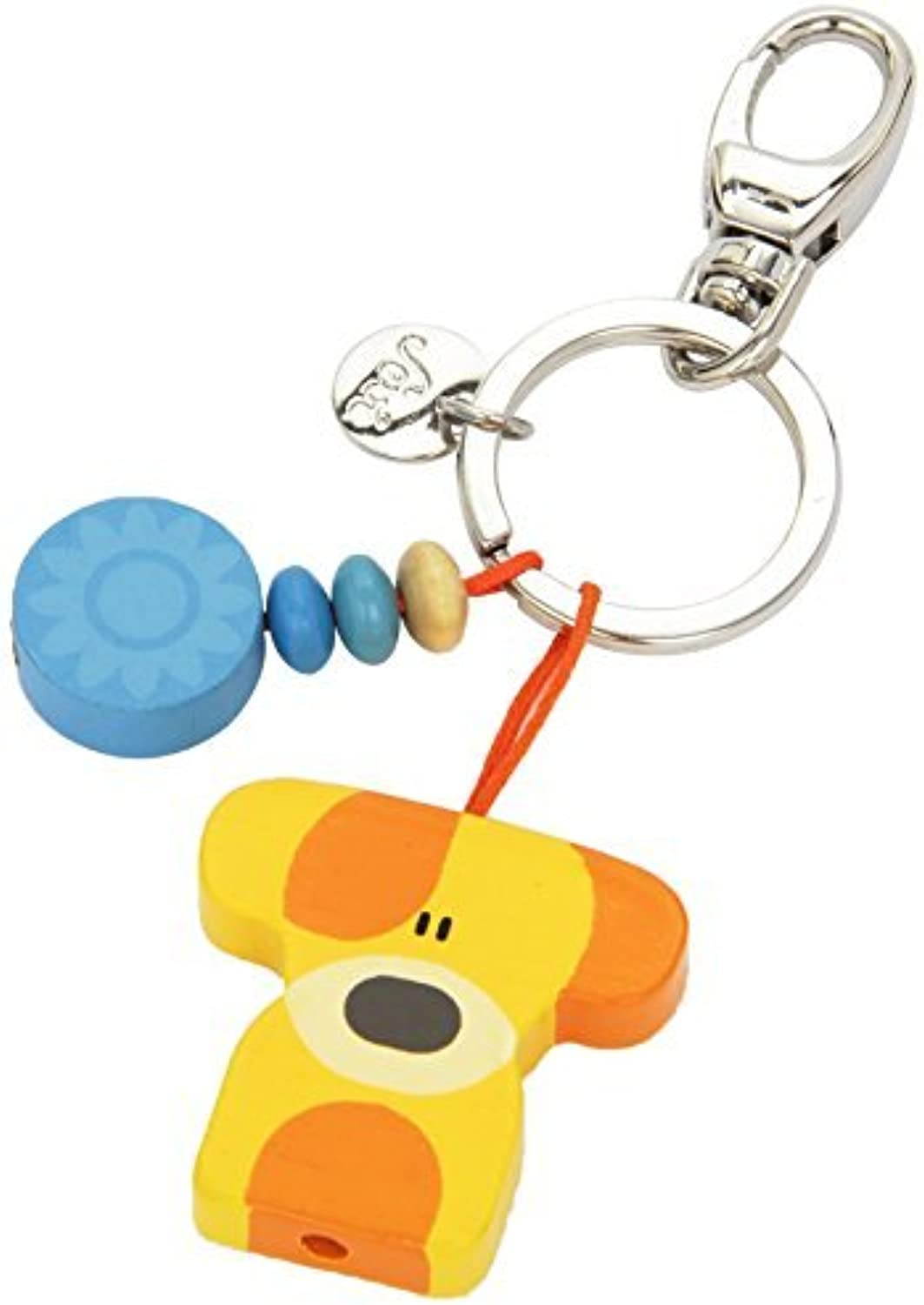 Sevi 82704 DogThemed Key Ring by Sevi