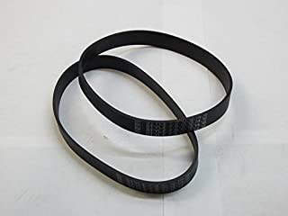 Bissell Original Vacuum Belt, Fits Sizes 7, 9, 10, 12, 14 and 16 (Pack of 4)
