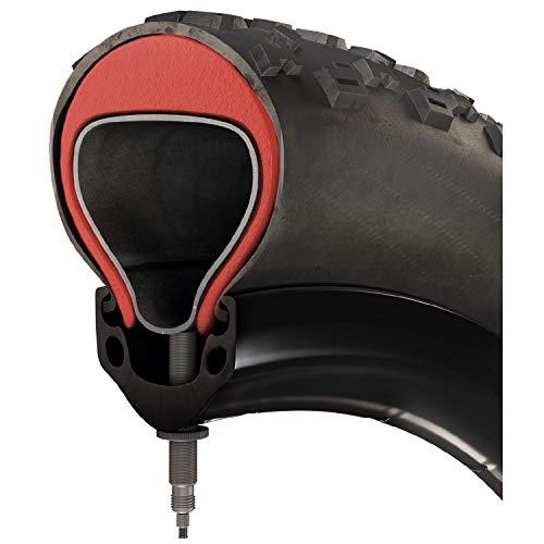 Tannus Armour 3 in 1 Set Puncture Round Protection, agarre alto con baja resistencia a la rodadura, fácil montaje, reutilizable, selección de neumáticos y bandas de rodamiento libres, 27,5 x 2,60-3,00