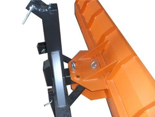 Schneeschild 200x57cm mechanisch nach links und rechts schwenkbar für Traktor Bulldog Kat-1