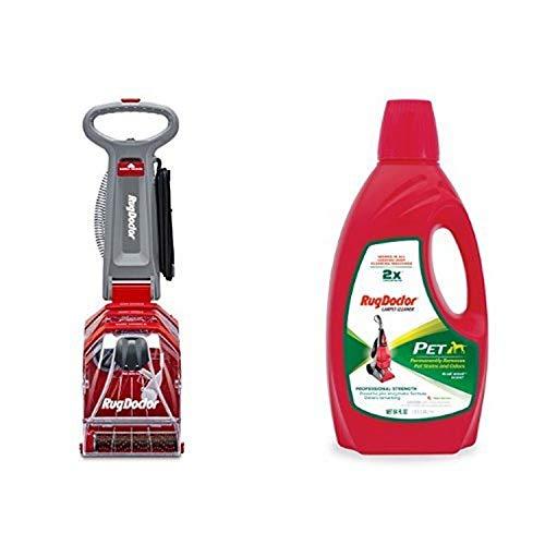 Rug Doctor Deep Carpet Cleaner and Rug Doctor Pet Pro Carpet Cleaner
