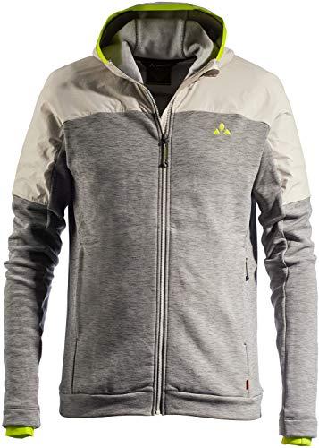 VAUDE Green Core Fleece Jacke Herren grau/beige Größe XXL 2020 Funktionsjacke
