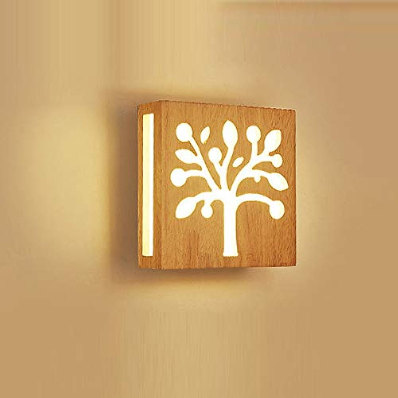 Nordic einfache led wandleuchte kreative restaurant treppen gang lichter wohnzimmer schlafzimmer nachttischlampe hotelzimmer projekt, geld treewall lampe