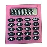 HUANGDANSEN Calculadora Mini Calculadora de Bolsillo de Dibujos Animados Ha Ndheld Tipo de Bolsillo Monedas Calculadora Carry Extras | Mini calculadora