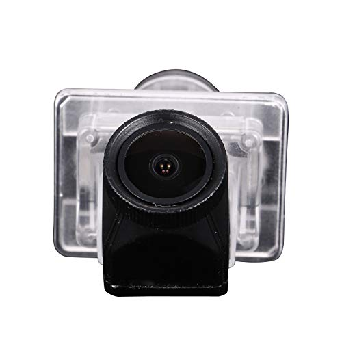 HD 20mm Objektivkamera Rückfahrkamera Farbkamera Einparkkamera Nachtsicht Rückfahrsystem Einparkhilfe Wasserdicht für Mercedes Benz W204 C204 S204 W216 W212/W218/W221/231C207/A207 S212 W221 C216 R231