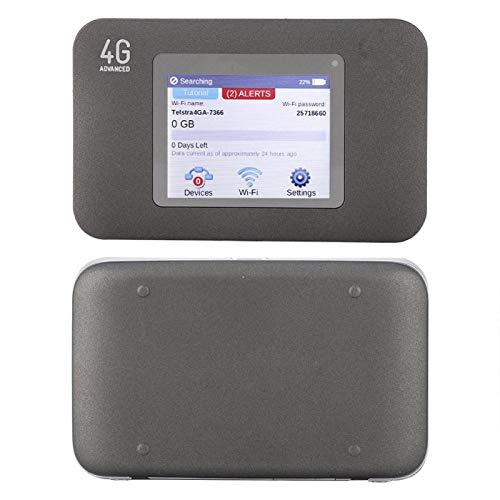 Socobeta Tarjeta de Aire de Pantalla táctil a Color de enrutador de Dongle 4G WiFi ampliamente Utilizada para teléfono Inteligente