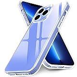 Ferilinso Custodia Cover per iPhone 13 Pro Max, 10x anti ingiallimento, Eccellente resistenza...