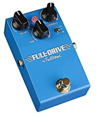 Overdrive Pedal with 3-way Voicing Toggle