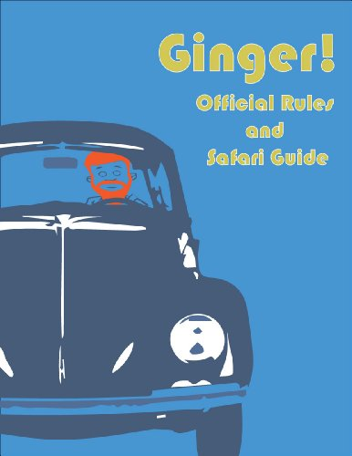 Ginger! Official Rules and Safari Guide (English Edition)