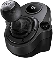 Logitech G - Driving Force Shifter for G29 and G920 Driving Force Racing Wheels, Black