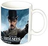 Sherlock Holmes Robert Downey Jr Jude Law A Tazza Mug