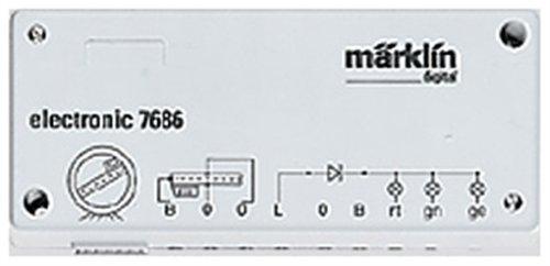 Märklin 7687 Digital Nachrüstset für Drehscheibe 7286, H0