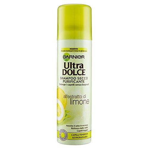 ULTRADOLCE Sha.secco limone grassi 150 ml. - Champú