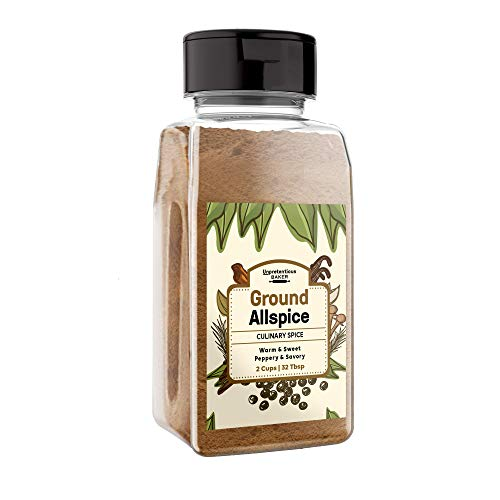 Ground Allspice (2 Cups) Use in Swe…