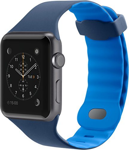 Belkin Cinturino Sportivo da Polso per Apple Watch Series 4, 3, 2, 1, 42 mm/44 mm