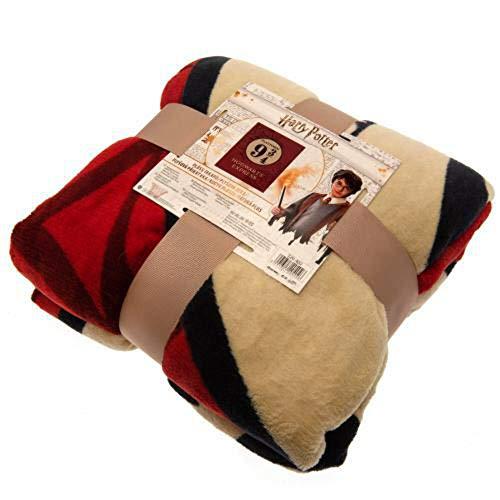 Harry Potter Hogwarts Express blanket