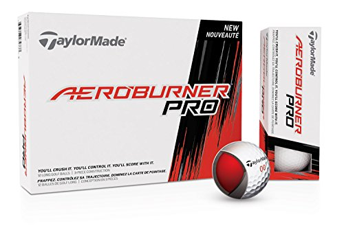 TaylorMade Aero Burner Pro Golf Ball