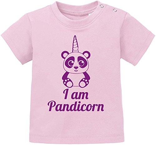 EZYshirt® Pandicorn Baby T-Shirt