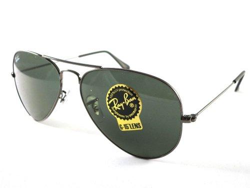 Ray-Ban 3025 SOLE Gafas de sol Hombre Plateado