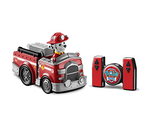 Image of the Jamn Products Paw Patrol Full Function RC Marshall