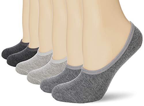 s.Oliver Socks Unisex S25105000 Socken, Light Grey Melange, 35/38