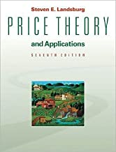 S. Landsburg 's 7th(seventh) edition (Price Theory and Applications (with Economic Applications, InfoTrac 2-Semester Printed Access Card) [Hardcover])(2007)