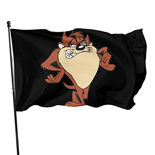 tasmanian devil flag - 3