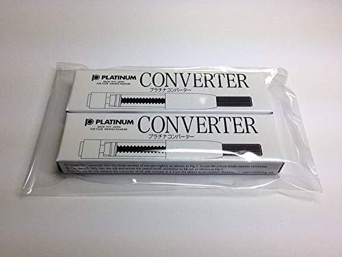 プラチナ 万年筆用 コンバーター【2個】コンバーター-500