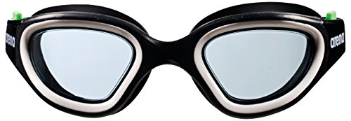 Arena Envision Gafas de natación, Unisex Adulto, Black/Smoke, Talla Única