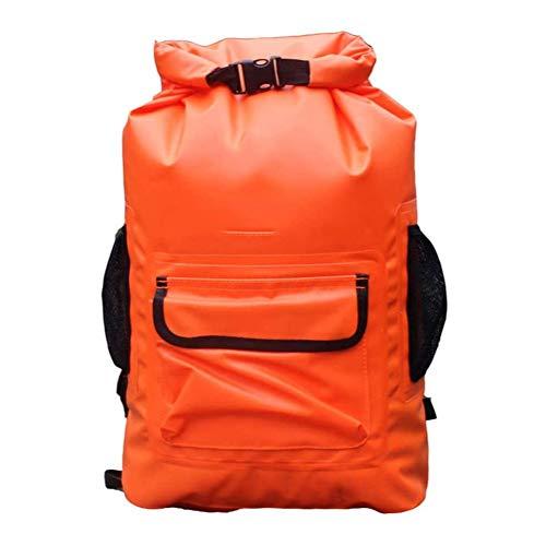 JJSFJH Sport Zaino Piscina Dry Bag Salvagente, Galleggiare Zaino, 22L Impermeabile Vela Sacchetto Asciutto/Floating Sacchetto di immagazzinaggio for Immersioni subacquee Escursione del Campeggio Kay