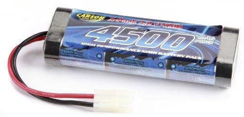 Carson 500608077 20+3 500608070 - Akku Racing Pack, 7.2 V/4500 mAh NiMH