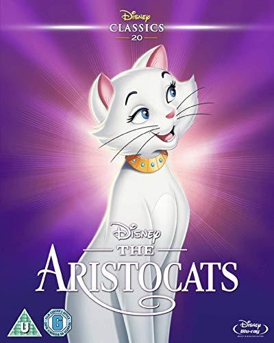 Aristocats [Blu-ray] [UK Import] [abdeckung kann abweichen]