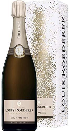 Champagne Louis Roederer Brut Premier 0,75 lt. con astuccio