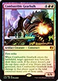 Magic The Gathering - Combustible Gearhulk (112/264) - Prerelease & Release Promos - Foil
