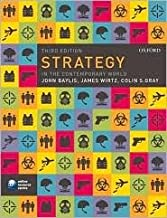 Strategy in the Contemporary World 3th (third) edition Text Only