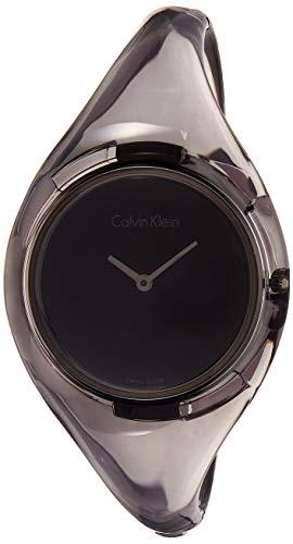Calvin Klein Pure K4W2MXP1 Reloj Brazalate Pulsera Transparente