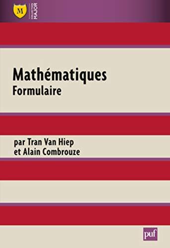 Mathématiques. Formulaire