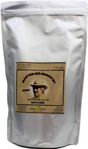 master-sir-buana BBQ Soße, 700g Beutel, Gewürzmix zur Herstellung der MSB Soße