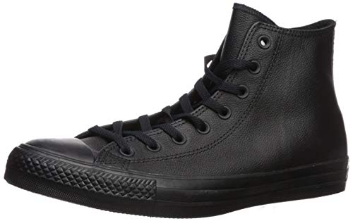 Converse CT All Star Hi, Sneakers Unisex - Adulto, Nero (Black Mono 001), 41.5 EU