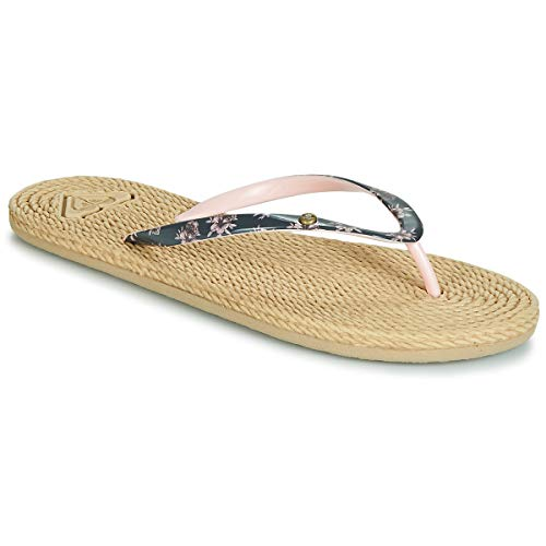 Roxy South Beach - Flip-Flops for Women - Sandalen - Frauen - EU 39 - Blau