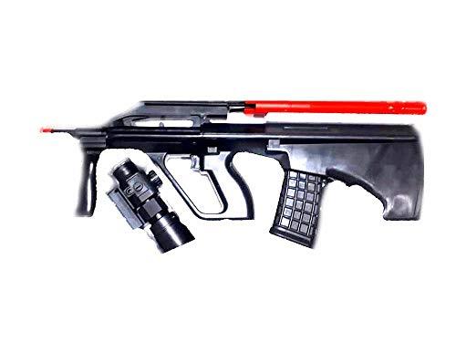 Generico 1 Fucile Cobra SPARA Colpi, 1000 Colpi Gioco Giocattolo per Bambini per Giocare alla Guerra con Fucile Pistola Mitra MITRAGLIETTA Soldati WW