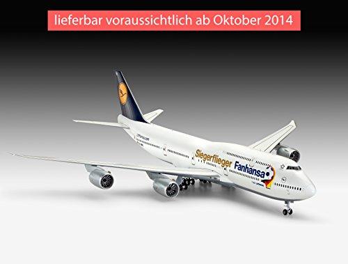 BOEING 747-8 FANHANSA/SIEGERFLIEGER