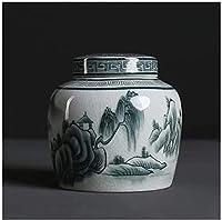 Xkun、ヒトの灰、茶缶