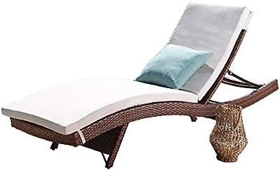 Amazoncom Christopher Knight Home 296732 Acapulco Brown Pe