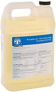 TRIM Cutting & Grinding Fluids 229/1 Corrosion Inhibiting Synthetic Coolant, 1 gal Jug
