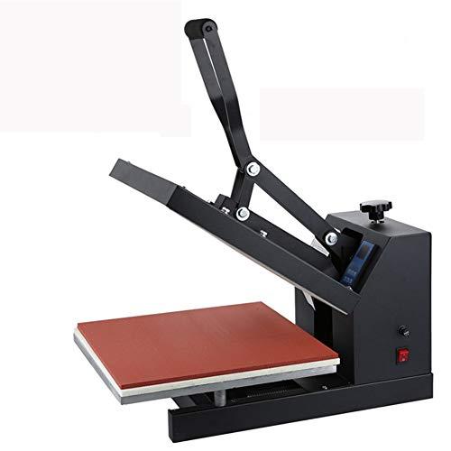 WMAN-Chao Máquina de Transferencia de Calor Plana de Alta Presión 38 * 38, Camiseta Personalizada, Estampado En Caliente, Estampado, Máquina de Impresión